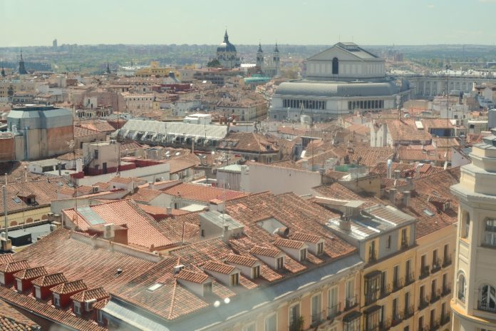 24 Hours in Madrid from Corte Ingles