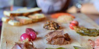 Lavagna DC food