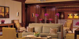 Ritz Carlton Tysons Corner Lobby