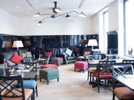 Two Days in AntwerpHotel Les Nuits Antwerp Reception