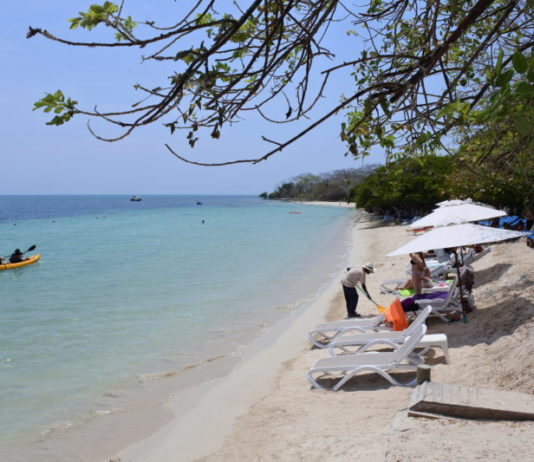 The Perfect Day Trip from Cartagena: Isla del Encanto