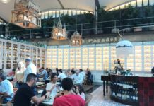 The Space at El Nacional Barcelona